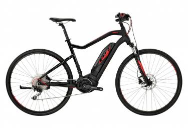 Bicicleta Híbrida Eléctrica BH Rebel Cross Lite 28'' Noir