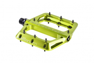 Pedales vtt sixpack racing millenium 2 0 electric green