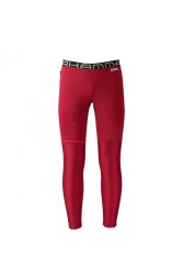 Collant sans pied homme thermoregulateur pulk red pepper xl