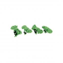 Haubans De Tente Elementerre Guyly Vert