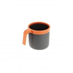 Mug Aluminium 400ml Elementerre Muggy Orange