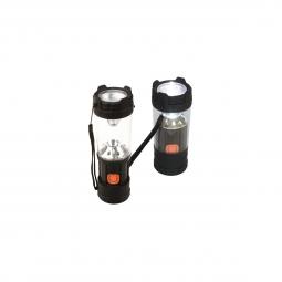Lanterne Multi-fonctions Elementerre Raysol Noir