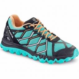Chaussures de trail scarpa proton maldive black