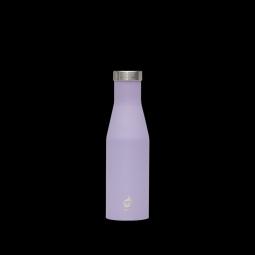 Gourde isotherme mizu s4 415 ml lavendar