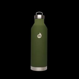 Gourde isotherme mizu v8 800 ml army green