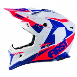 Casque vtt moto first racing t3 hexagone xs