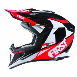 Casque vtt moto first racing t3 rouge xxl