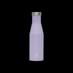Gourde isotherme mizu s4 400 ml enduro lavendar