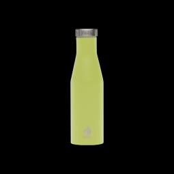 Gourde isotherme mizu s4 400 ml enduro lime