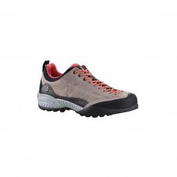 Chaussures de randonnee scarpa zen pro women taupe coral red