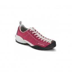 Chaussures de randonnee scarpa mojito women cherry