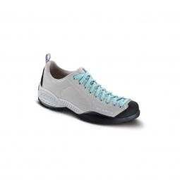 Chaussures de randonnee scarpa mojito fresh women silver maldive