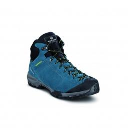Chaussures de randonnee scarpa mojito hike gtx lake blue