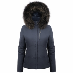 Veste de ski poivre blanc wo b stretch ski jacket xs