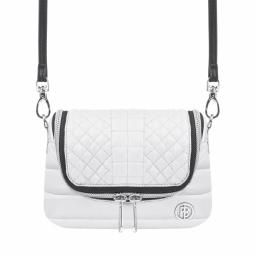Pochette poivre blanc wo belt bag white non communique