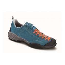 Chaussures de randonnee scarpa mojito gtx atlantic blue