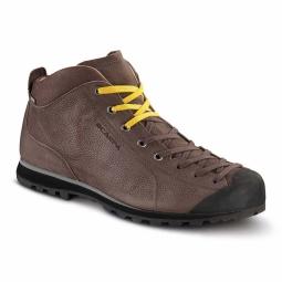 Chaussures de randonnee scarpa mojito basic mid gtx brown 41