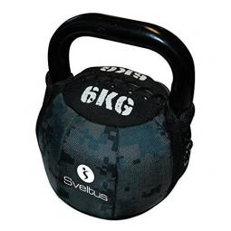 Soft kettlebells sveltus 6 kg