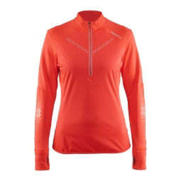 Maillot de running femme craft brillant 2 0 wind m