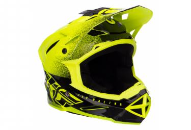 Fly Racing Integral Helmet Default Yellow / Black