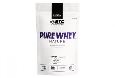 STC Nutrition - Pure Whey - Frasco de 500g - Neutro