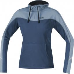 Sweatshirt à capuche femme Gore R3