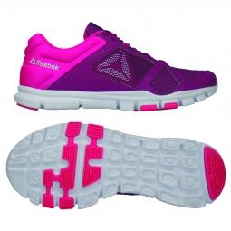 Chaussures femme reebok yourflex trainette 10 mt 36