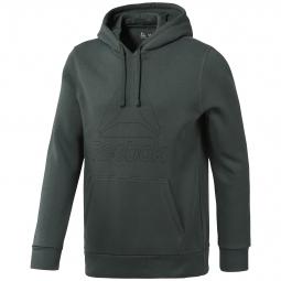Sweatshirt a capuche reebok elements big logo m