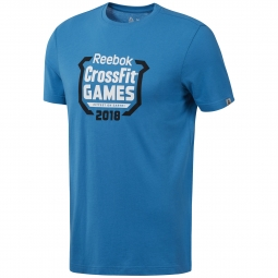 T-shirt Reebok Games Logo Drop