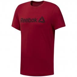 T-shirt Reebok QQR Linear Read