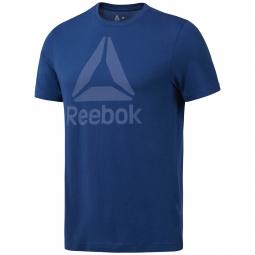 T-shirt Reebok QQR Stacked