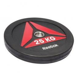 Disque bumper Reebok 15 kg