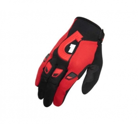 661 Sixsixone Gants COMP 2011 ROUGE Taille M