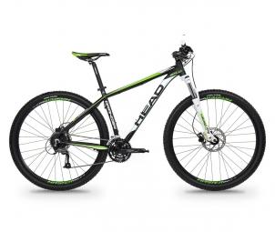 Vtt semi rigide head bike granger 29 shimano altus 3x9v vert