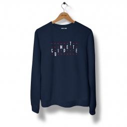 Sweatshirt mixte grimpette xxl