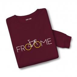 Sweatshirt mixte froome xxl