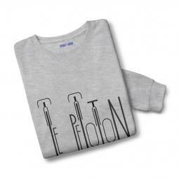 Sweatshirt mixte le peloton xxl