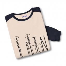 Sweatshirt bicolore le peloton xxl