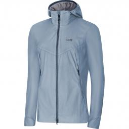 Veste à capuche femme Gore H5 Windstopper® Insulated
