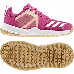 Chaussures junior adidas FortaGym