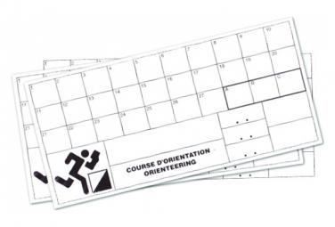 Image of Carton de controle indechirable tremblay x100