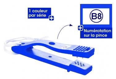 Pince de contrôle Tremblay série B (x10)