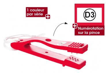 Pince de contrôle Tremblay série D (x10)