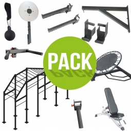Cage cross training leader fit power accessoires