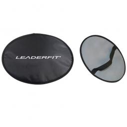 Slider disc leader fit