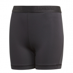 Short tight junior femme adidas Alphaskin