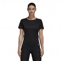 T shirt femme adidas de course xxs