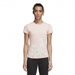 T-shirt femme adidas Logo