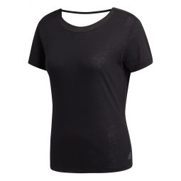 T-shirt femme adidas Low Back