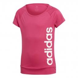 T-shirt junior femme adidas Gear Up